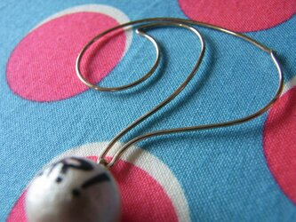 PBP-097 14kgf wire pierced earring(comagain?)の画像