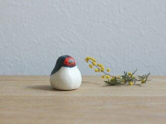 【暦鳥・春】ツバメ 国産ヒノキの木箱入り ※受注制作の画像