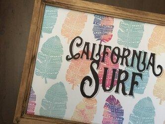 California Surf POSTERの画像