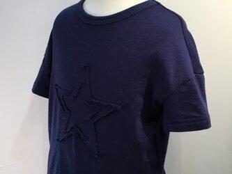 すたーオーバーTシャツの画像