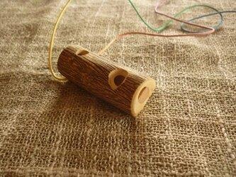 ホトトギス笛 Lesser cuckoo Whistle ~みかん笛鳥笛シリーズ の画像