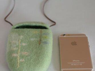 春のcocoon-Ⅲ(浅緑)Lサイズの画像