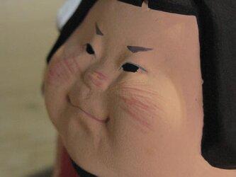 五月人形。土鈴、金太郎。の画像