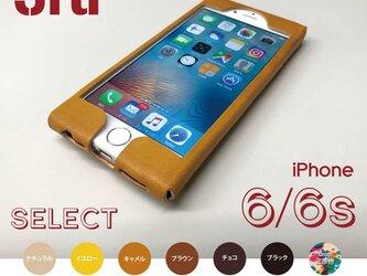 【受注制作】iPhoneケース『3rd』(iphone6/6s)|SELECTの画像