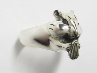 栗鼠(リス)RINGの画像