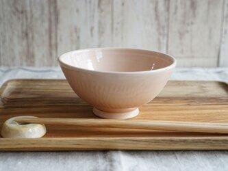 さくら釉のご飯茶碗 No.116-cの画像