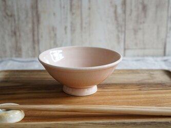 さくら釉のご飯茶碗 No.116-eの画像