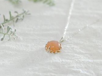 Herbal Crown*オレンジムーンストーンの画像
