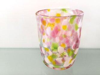 彩グラス(フラワー)の画像
