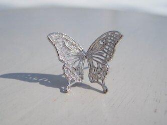 SV925アゲハ蝶ピアス(片耳用)の画像