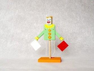 工作キット はたあげ人形の画像