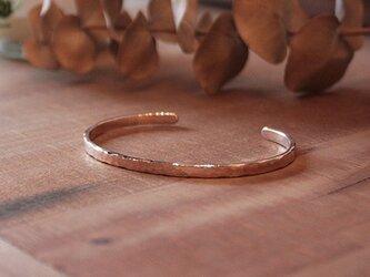 桃色銀槌目腕輪大 rb-41の画像