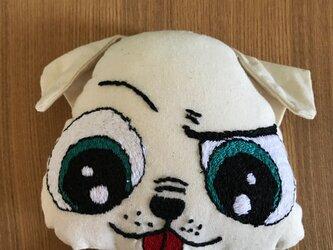 オリジナル ぬいぐるみ (DIYペイント用)の画像