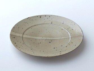 唐津粉引皿の画像