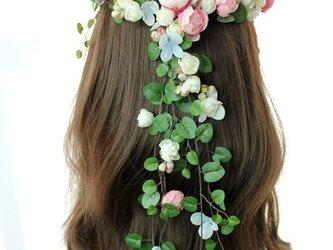 花かんむり +受注制作+の画像