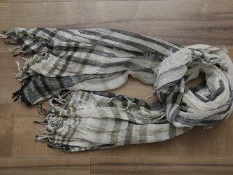[限定生産] shawl K コットン100の画像
