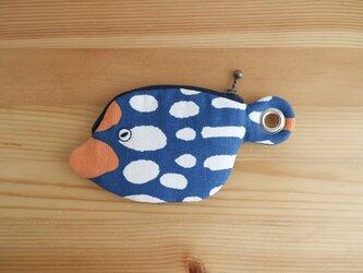 お魚ポーチの画像