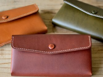 長財布「Sumuji」の画像