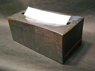 ペーパータオル収納ケースの画像
