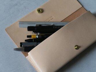 Pen case_wh_Mの画像
