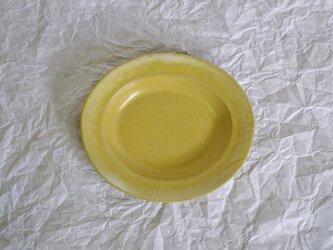 オーバルプレート ミモザ-mimosa-の画像