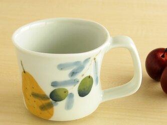オリーブマグカップの画像