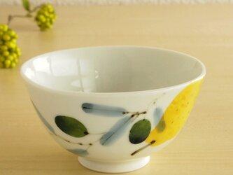 オリーブ 波渕飯碗の画像