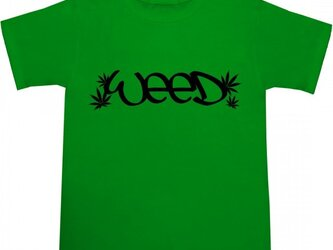 Weed Tシャツの画像