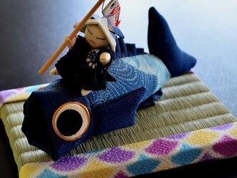 【送料無料】端午の節句にピッタリなミニ畳の画像