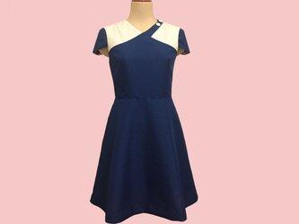 「plein soleil」retro one-piece dress debbieの画像