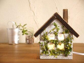 小人の家のLEDランプ(小)の画像