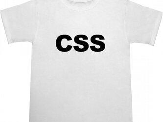CSS Tシャツの画像