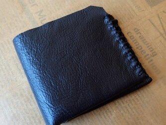 オーガニック鹿皮財布 鹿革レザーウォレット Easy pocketの画像