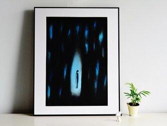 詩人達の青き涙(非売品となりました)の画像