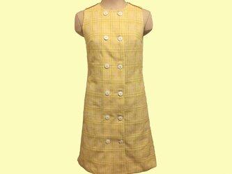「plein soleil」retro one-piece dress penelope2の画像
