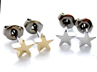 pure star pierceの画像