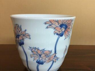 ガーベラのフリーカップの画像