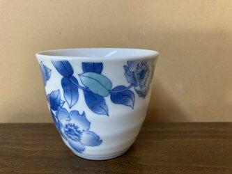 再販:キンシバイのフリーカップの画像