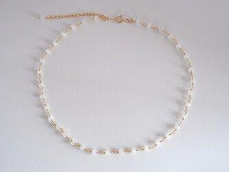 STONE Moonstone Necklaceの画像