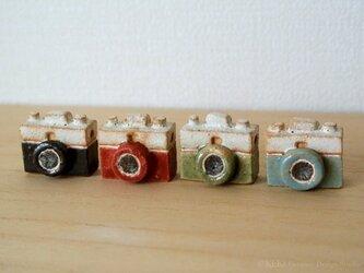 ちいさな陶のカメラの画像