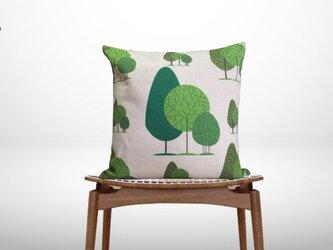 森のクッション The trees  ヒノキの香りの画像
