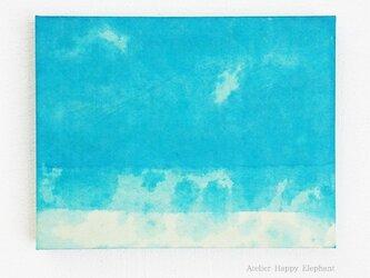 ☆空のような 海のような #3《F0》の画像