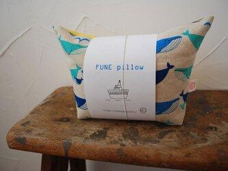 new!!  小さい船枕『FUNE』73の画像