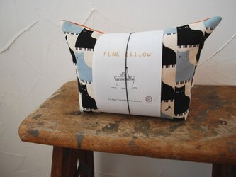 new!!  小さい船枕『FUNE』77の画像