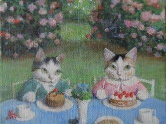 ショ―トケーキ・ローズガーデンの画像