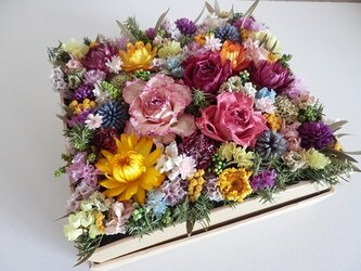 COLORS+お花たっぷりFLOWER BOX2の画像