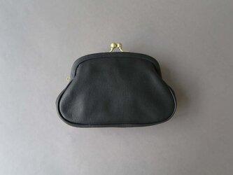gama purse (black)の画像