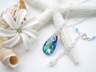 海の輝き モアナネックレスの画像