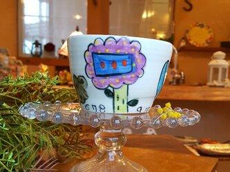 お花とおはなしcupの画像
