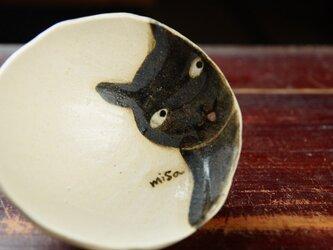 ねこの小皿(1107)の画像